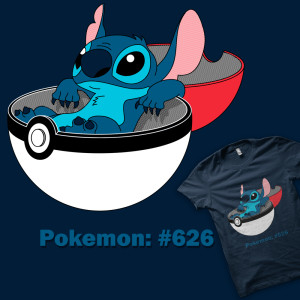 Website Pokemon Stitch