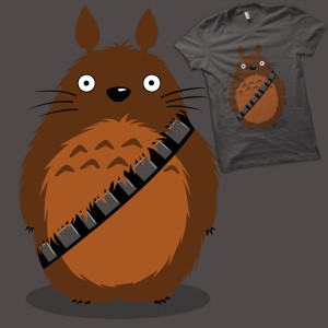 Website Totoro Chewbacca